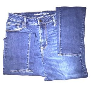 Old Navy High Rise Jeans 10 Tall